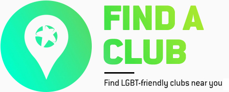 Find a Club : Click here to find LGB&T-friendly clubs near you